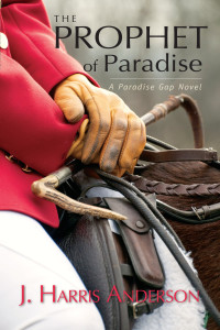 The Prophet of Paradise book cover